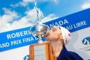 Lac St-Jean : Xavier Desharnais remporte la traversée