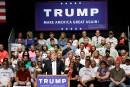 Donald Trump garde son avance en dépit des scandales