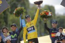 Chris Froome remporte son 2<sup>e</sup> Tour de France
