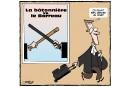 Caricatures du 26 juillet au 1<sup>er</sup> août 2015