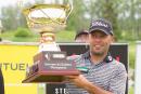 Dave Lévesque veut défier les golfeurs de la Colombie-Britannique