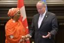 Lutte contre l'EI: le Canada veut faire sa part dans la coalition