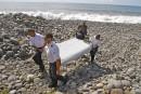 Le débris d'avion provient d'un Boeing 777
