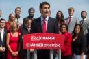 Les conservateurs n'améliorent que le sort des plus riches, selon Trudeau<strong></strong>