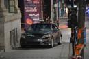 Un chauffeur de taxi accusé d'avoir heurté deux hommes