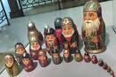 La poupée russe et son histoire à Moscou