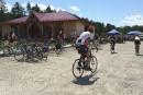 1400 cyclistes du Grand tour s'arrêtent à Magog