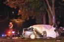 Accident à Saguenay: le chauffardaccusé de conduite avec facultés affaiblies