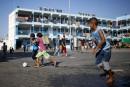 Des Palestiniens des territoires réunis pour un match historique de soccer