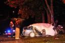 Accident à Chicoutimi: le jeune garçon est décédé