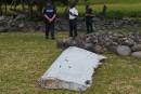 Coussins de siège et vitres d'avion découverts à La Réunion