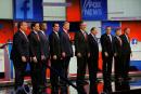 Record d'audience historique pour le débat républicain