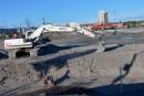 Des obus découverts sur le terrain d'un Canac de Charlesbourg