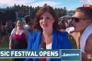 Une journaliste de CBC reçoit un baiser en direct et porte plainte