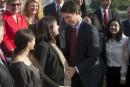 Trudeau lance sa campagne québécoise en attaquant Mulcair