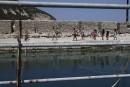 Sazan, une île-bunker ouverte aux touristes