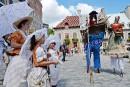 Fêtes de la nouvelle-France: des commerçants du Petit Champlain inquiets