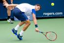 Coupe Rogers: Goffin et Dimitrov avancent, Gasquet se retire