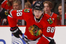 EA Sports retire Patrick Kane de la couverture de <em>NHL 16</em>