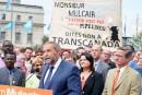 Agrandissement du port de Québec: Mulcair aurait permis un BAPE
