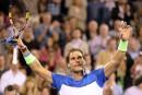 Rafael Nadal accède aux quarts de finale
