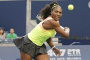 Serena Williams accède au carré d'as à Toronto