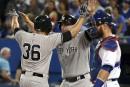 Les Yankees freinent la série de victoires des Blue Jays