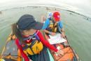 Défi kayak Montréal-Québec:«tricher» par sécurité
