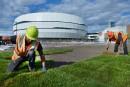 Visites du Centre Vidéotron: le <em>go</em> à midi lundi