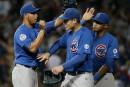 Les Cubs signent une 9e victoire de suite