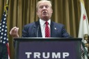 Trump ne renierait pas l'accord avec l'Iran sur le nucléaire<strong></strong>