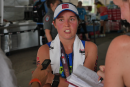 Ironman de Mont-Tremblant: la course magique de Caroline St-Pierre