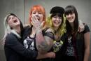 Femmes de rock
