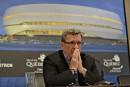 Shoiry dénonce la tournée d'«autopromotion» du maire Labeaume