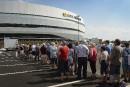 Centre Vidéotron : 120 000 visiteurs au lieu des 180 000 potentiels