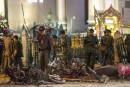 Attentat à Bangkok: le bilan monte à 21 morts
