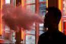 La cigarette électronique inciterait les adolescents à fumer du tabac