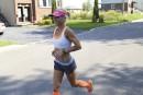 Une Farnhamienne remporte son premier marathon à 40 ans