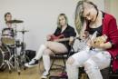 Les filles et le rock: à l'école du rock et du féminisme
