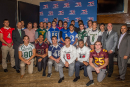 Les Alouettes remettent des bourses à 26 jeunes footballeurs