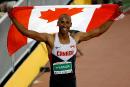 Mondiaux d'athlétisme: cinq Canadiens à surveiller