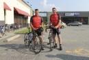 Tour cycliste Frédérick-Duguay : chaleur et émotions au menu