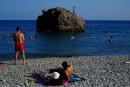 Niveau record de touristes à Chypre au mois de juillet