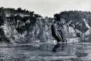 La chute Montmorency en 1965