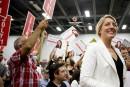 Mélanie Joly investie comme candidate pour le Parti libéral