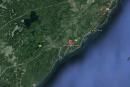 Côte-Nord: un hydravion s'écrase avec six personnes à son bord