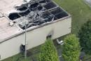 Explosions dans un bâtiment militaire américain au Japon