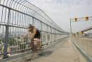 Collision mortelle entre cyclistes sur le pont Jacques-Cartier