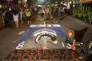 Nuit blanche sur tableau noir: 20 ans de fête sur Mont-Royal