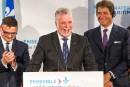 Stolt LNGaz injecte 800 M$ à Bécancour